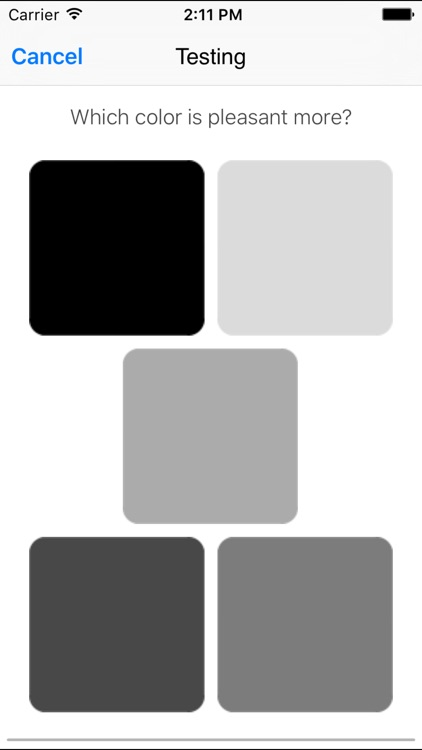 FLUCT - Full Color Personality Test