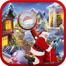 Activities of Christmas Facts Hidden Objects Games