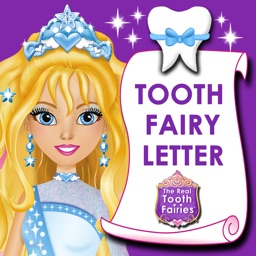 Ask for a Tooth Fairy Magic Letter