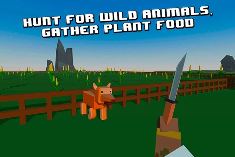 Country Farm Survival Simulator 3D Full screenshot 2