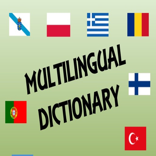 Multilingual Translation Dictionary