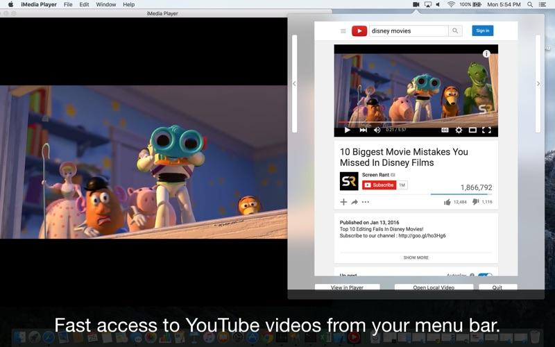 800x500bb 2018年4月11日Macアプリセール YouTubeプレーヤー・ドックアプリ「iMedia Player   for YouTube」が値下げ!