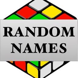 USA Random Names