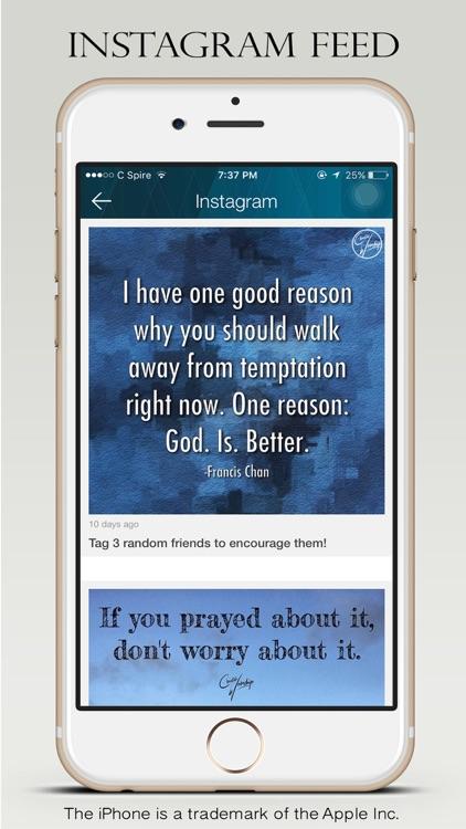 Daily Koach: (Daily Strength) - #1 App for Daily Bible Verses, Devotions, and Encouraging Bible Lockscreens screenshot-4