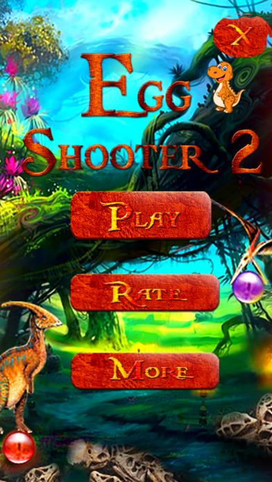 Egg Bubble Shooter 2016 screenshot one