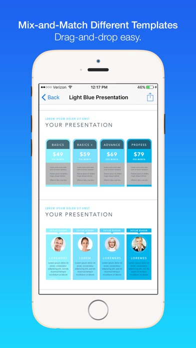 Business templates for keynote app mobile apps business templates for keynote business templates for keynote flashek Image collections