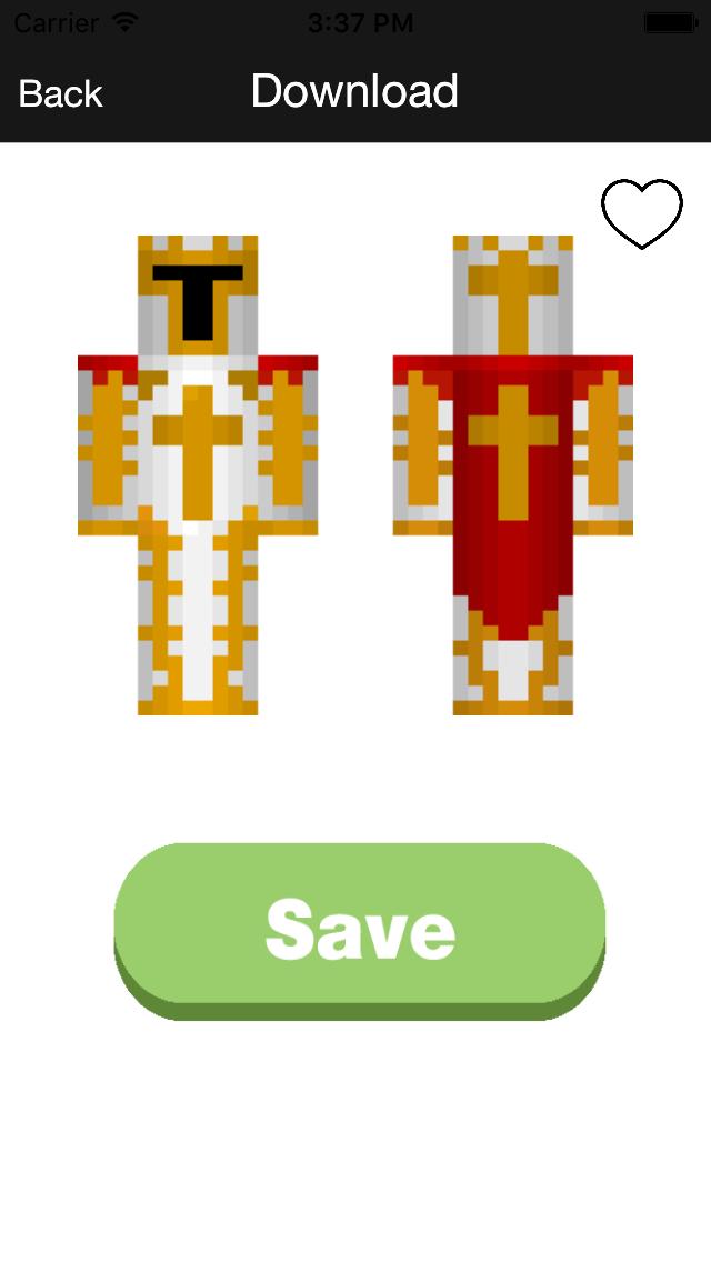 点击获取MineSkins Pro - Skin Capes for Minecraft PE (Pocket Edition)