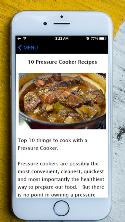 A+ Best Easy Pressure Cooker Recipes - A Healthy Way to Cook