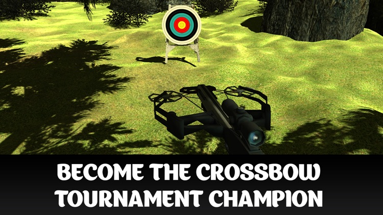 Crossbow Shooting Championship 3D screenshot-3