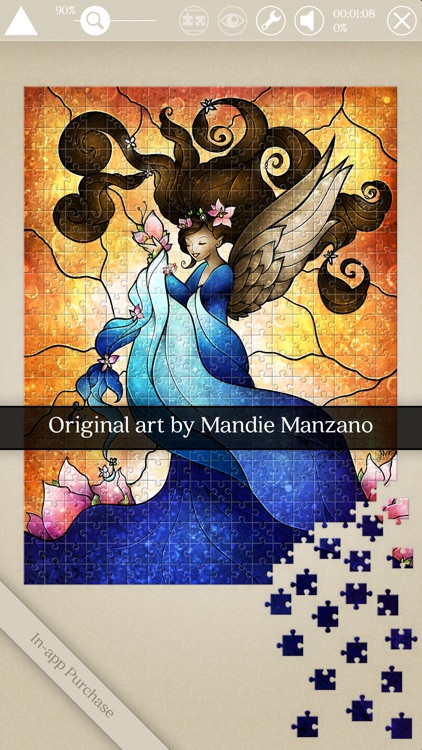 Mandie Manzano: Free Jigsaw Puzzles for Adults HD screenshot-0