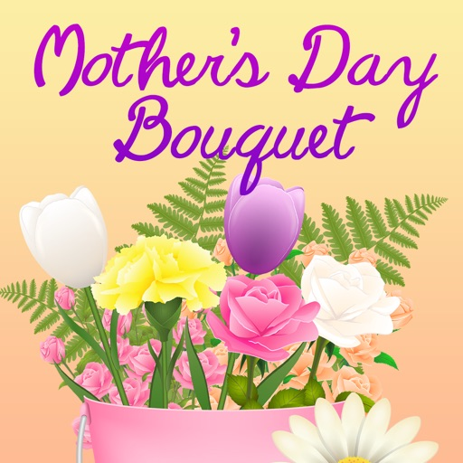 mothers day flowers bouquet card maker customized free ecard