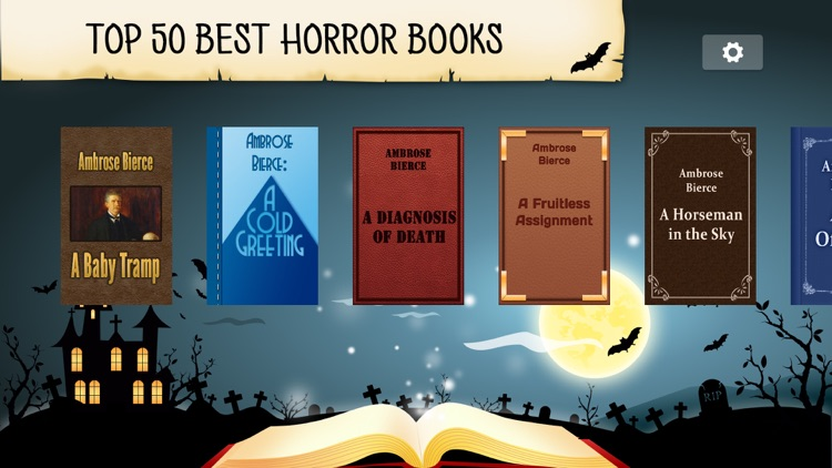 iStory Horror Books Set