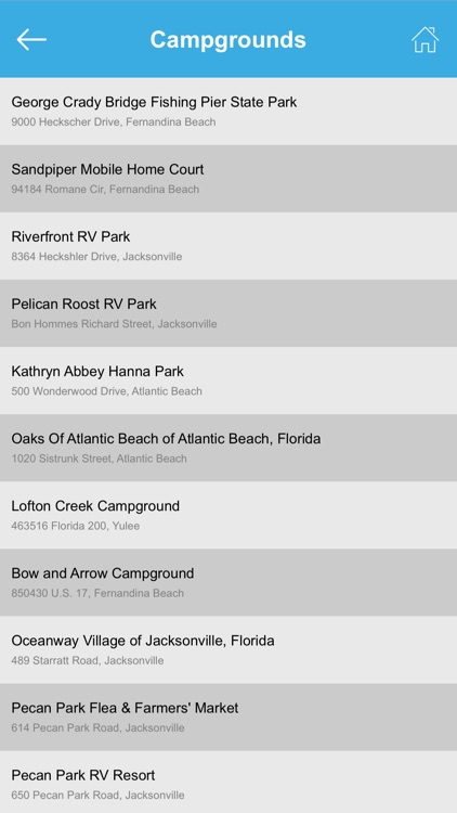 Florida State Parks & National Parks screenshot-4