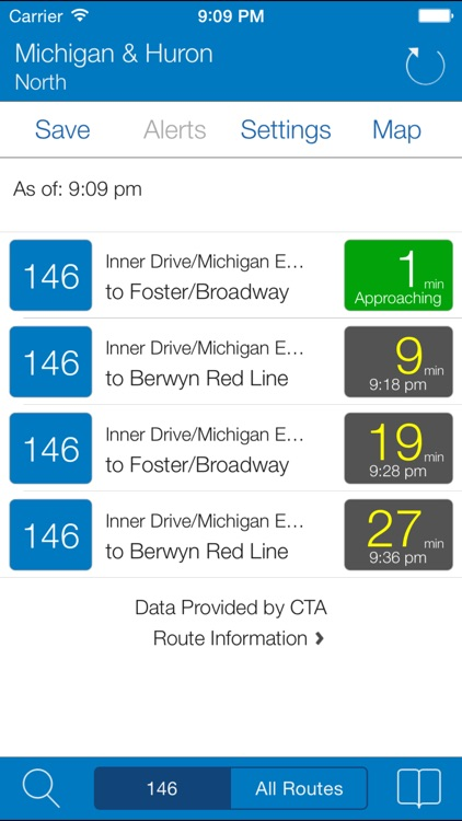 Transit Stop: CTA Tracker screenshot-0