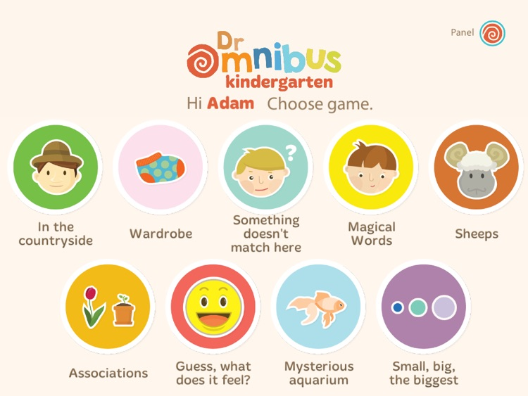 DrOmnibus Preschool