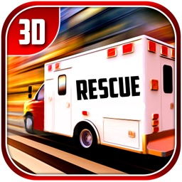 City Ambulance Rescue Drive 3D
