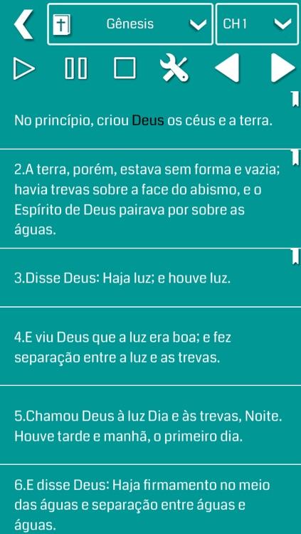 Portuguese Bible Audio