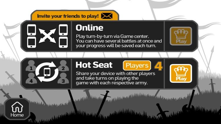 Strategy War - Conquer the World! screenshot-3
