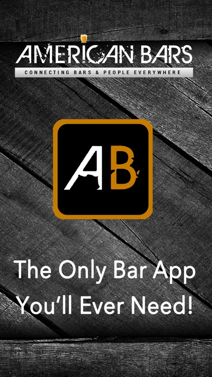 American Bars - Find a Bar, Cocktails & Recipes, Beers, Trivia, Reviews, Events, Social Network screenshot-0