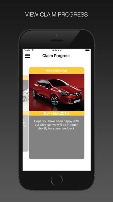 Renault Insurance Claim screenshot four