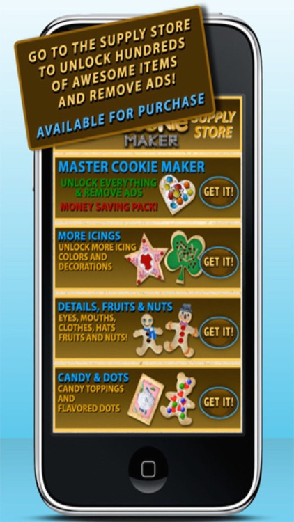 Cookie Maker screenshot-4