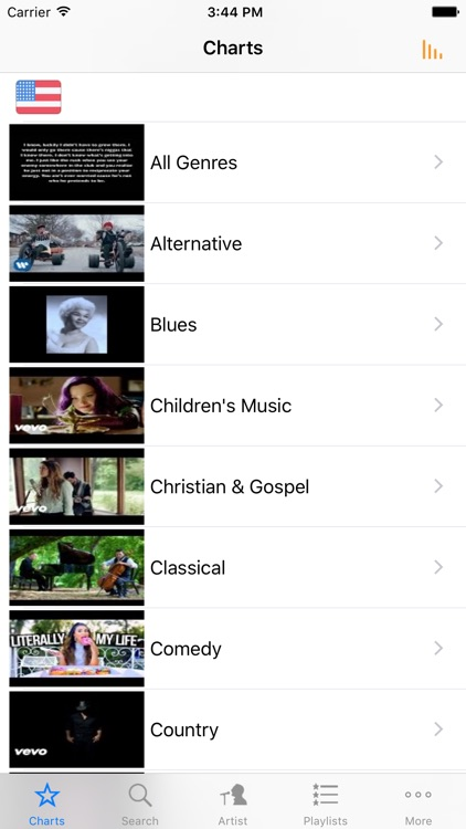 Smart MusicTube for Youtube--Top 100 music video player
