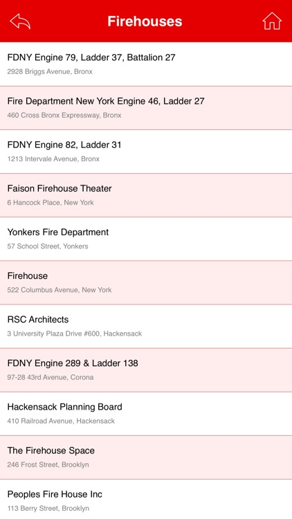 FDNY Firehouses Locations screenshot-4