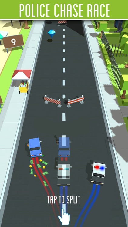 Police Chase Race screenshot-0