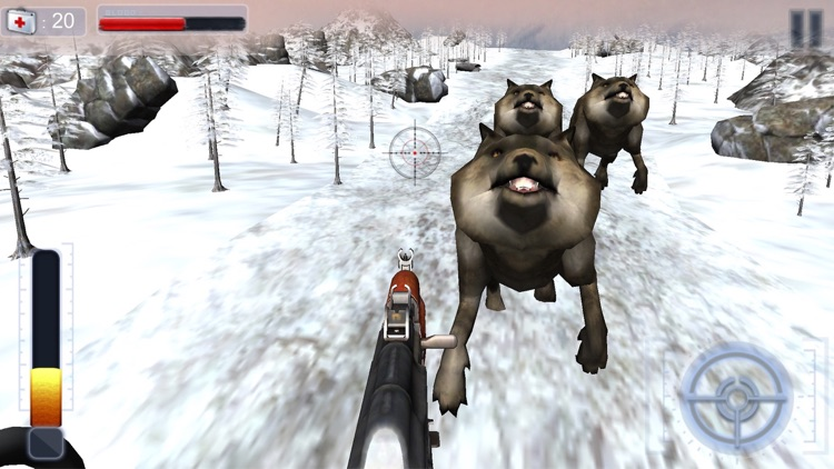 Wild Animal Hunting simulator