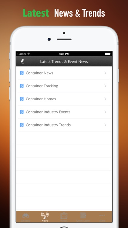Container Industry 101: Glossary and Trend News screenshot-3