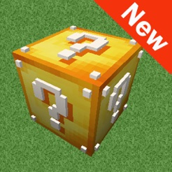 New Lucky Block Mod for Minecraft Game Free on the App Store
