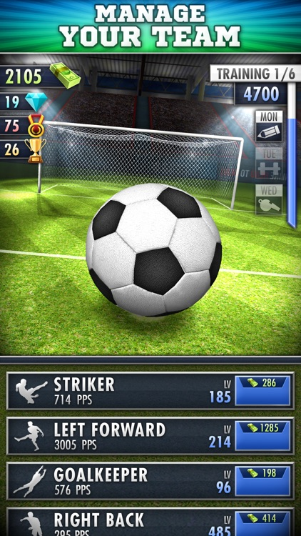 Soccer Clicker screenshot-0