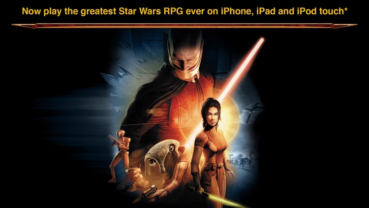 Star Wars®: Knights of the Old Republic™ screenshot-0