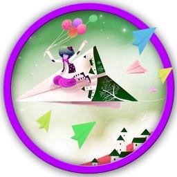 Air Paper Glider - Plane Fun