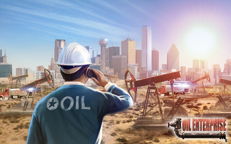 Oil Enterprise screenshot 1