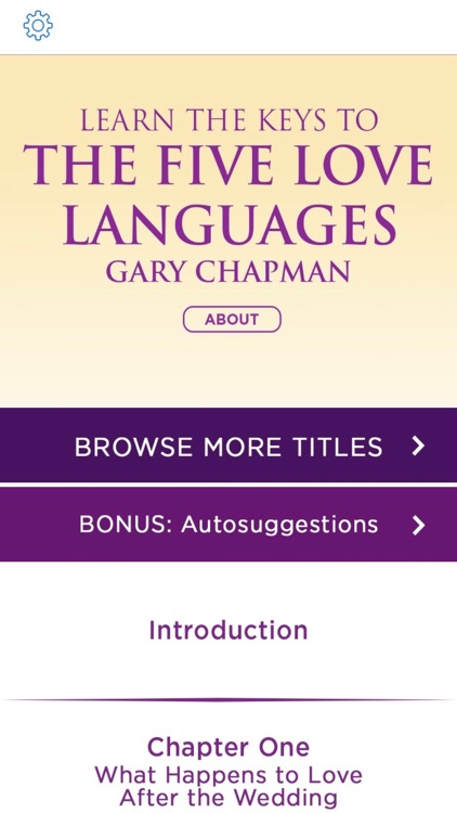 The Five Love Languages Meditations by Dr. Gary Chapman