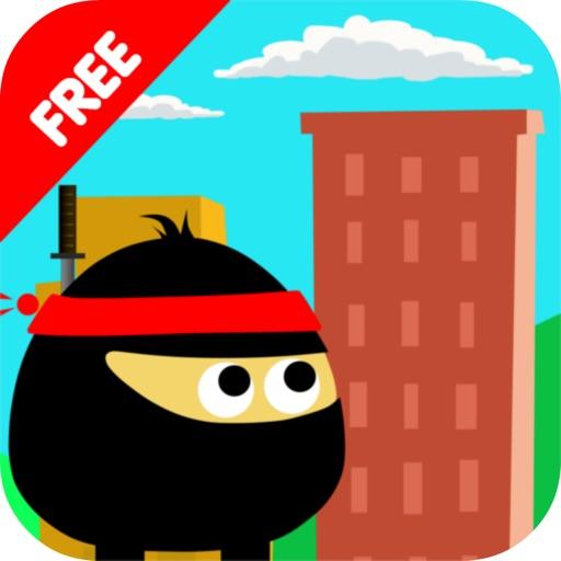 Ninja Ninja Stick Man Run and Jump
