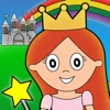 Princess Fairy Tale Coloring Wonderland for Kids and Family Preschool Ultimate Edition