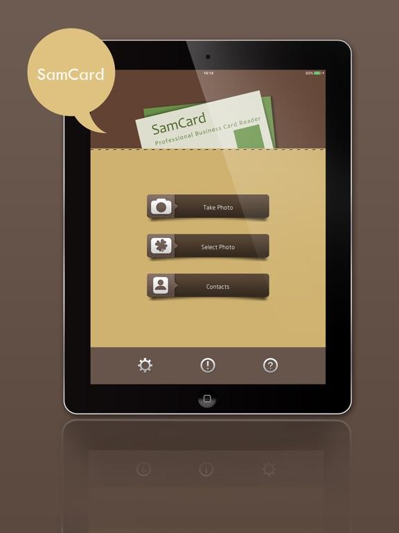Screenshot #5 for SamCard HD Pro