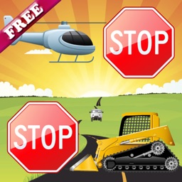 Vehicles Games for Toddlers and Kids : Cars, Trucks and Tractors ! FREE