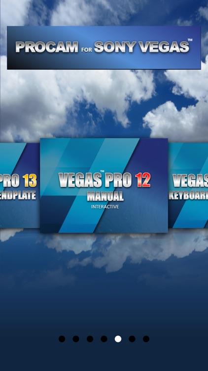 PROCAM for Sony Vegas screenshot-3