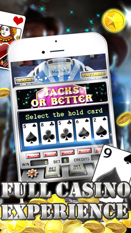 AE Video Poker screenshot-4