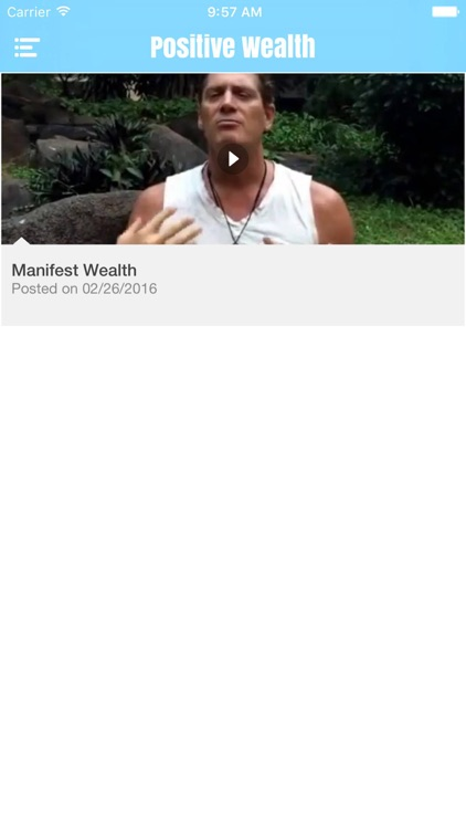 Positive Thought Hypnosis and Meditation for Wealth and Prosperity screenshot-3