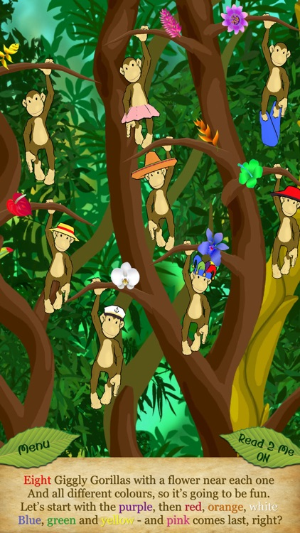 One Giggly Gorilla screenshot-3
