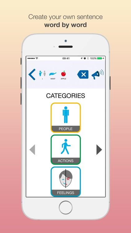 Talkative: Assistive Communication Tool screenshot-3
