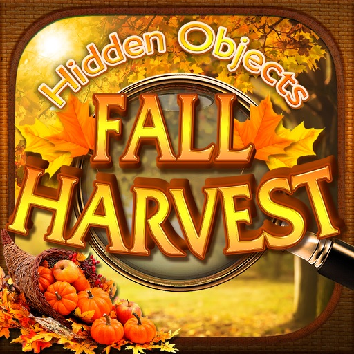 Fall Autumn Harvest - Hidden Object Spot and Find Objects Differences Halloween Game