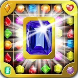 Gems Adventure Journey: New Puzzle Match