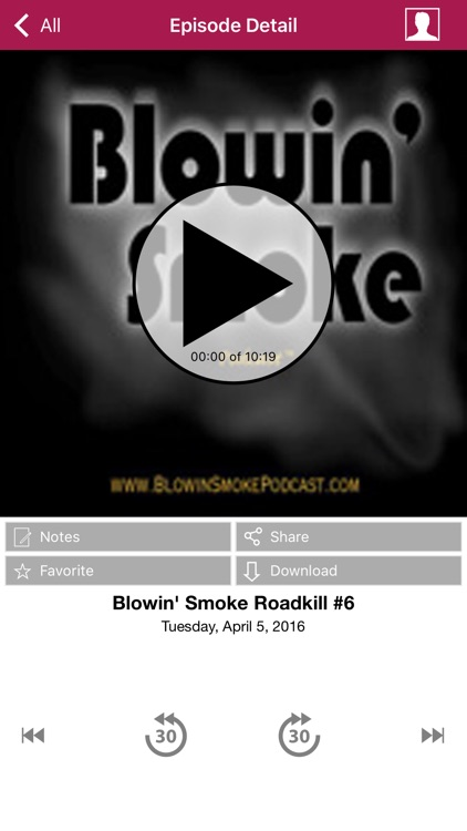 Blowin' Smoke Podcast