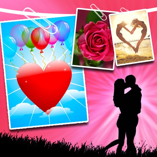 Love Greeting Cards - Pics with quotes to say I LOVE YOU icon