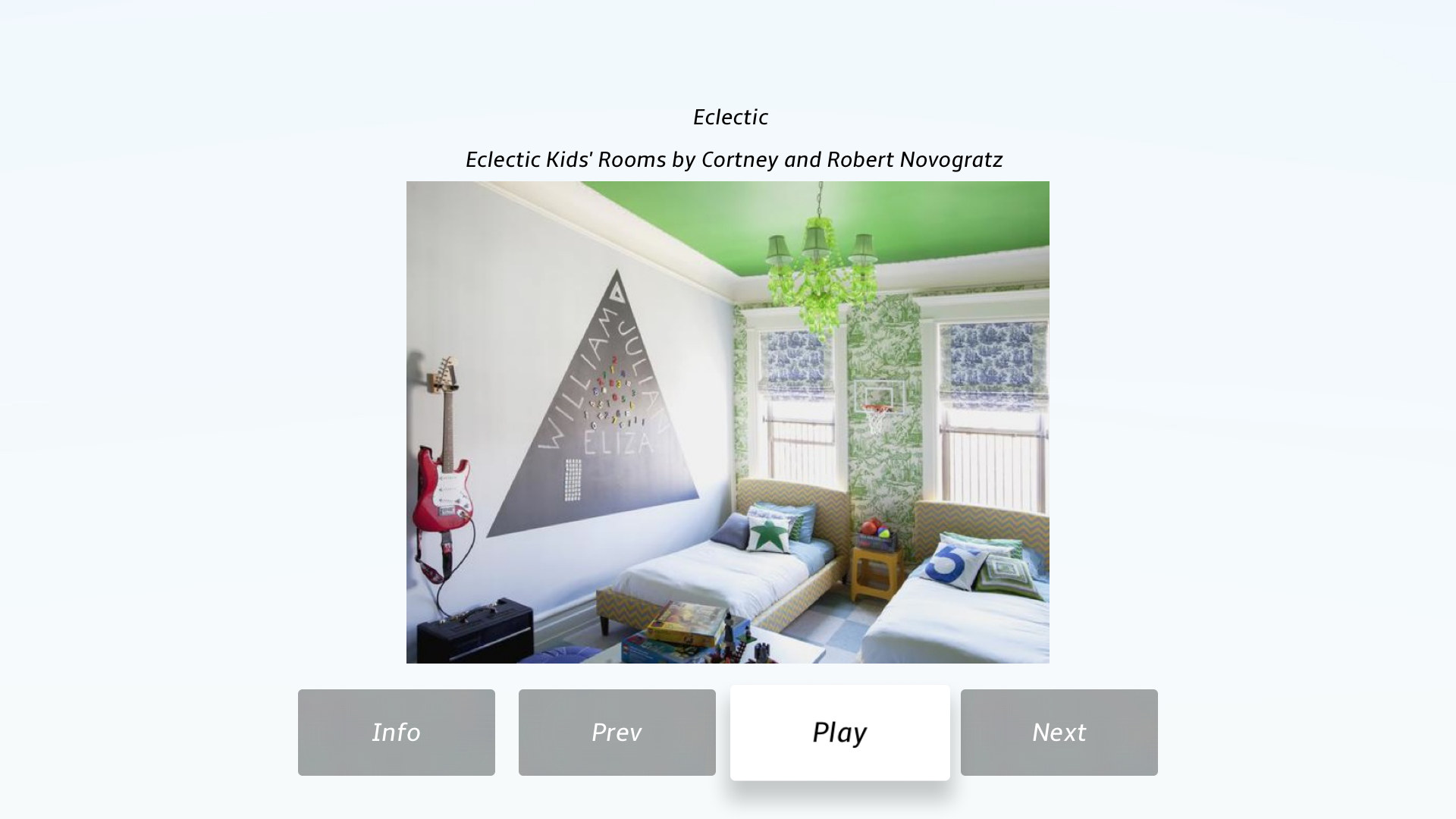 Kids Rooms Info screenshot 19